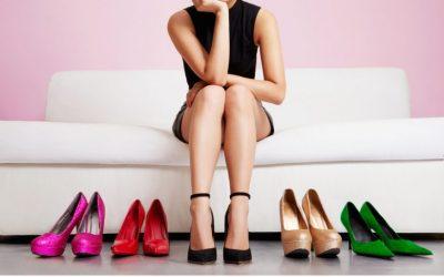 Der Sinn des Lebens ist (k)eine Schuhsammlung.