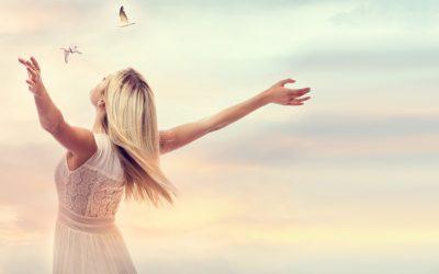 Frei von Angst loslassen und das Leben feiern